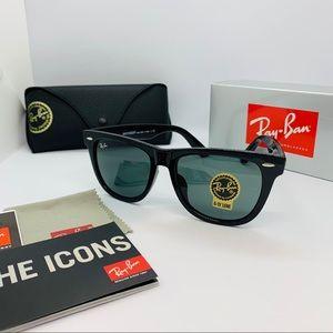 Ray-Ban RB4165 55mm Justin New Wayfarer Sunglasses